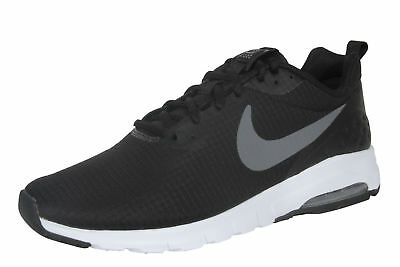 Details about NIKE AIR MAX MOTION LW PREM RUNNING MEN'S, BLACK SKU 861537 004