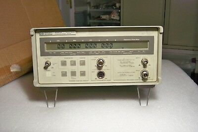 Agilent Hp 5347A 10Hz to 20 GHz Frequency Counter Power Meter * tested*