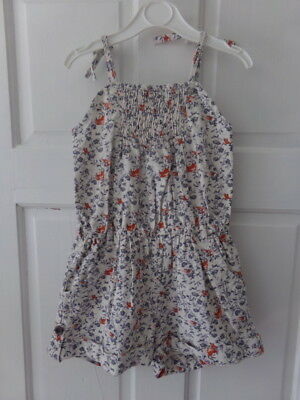 Girls Summer Jumpsuit 5-6 Years From Next - Pretty Colours - Fab!
