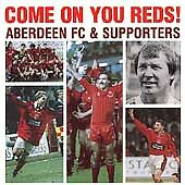 Aberdeen FC - Come on You Reds! (2002) cd album, rare and very collectible
