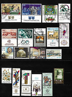 Israel ............ A fabulous collection of Postage stamps .. 001122