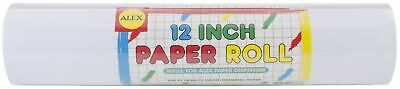 "Paper Roll 12""X100'-White - 2 Pack"