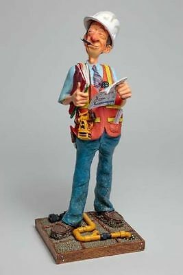 The Comic Art Of Guillermo Forchino The Supervisor Figurine