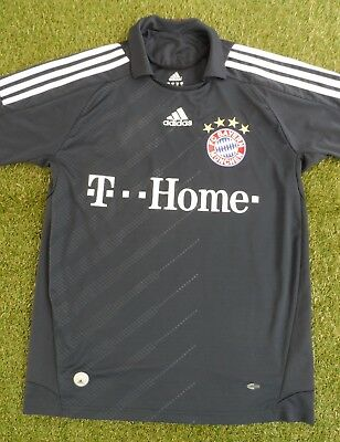 "Bayern Munich 2008-2009  Away Football Shirt - 34"" - 36"" (Small Mens?)"