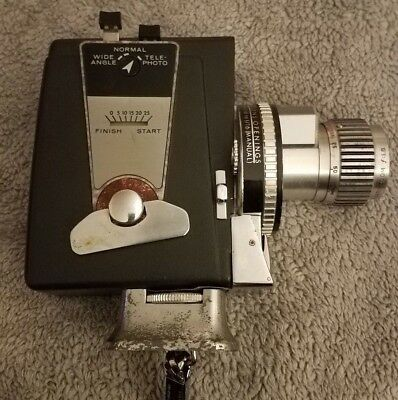 DeJUR ELECTRA Automatic ZOOM 8 mm. Great Conditions!!!!! Vintage Camera
