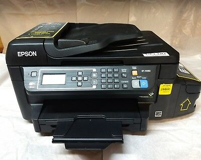FEDEX US)* NEW EPSON L310 4-Color Ink Tank System ITS Printer With