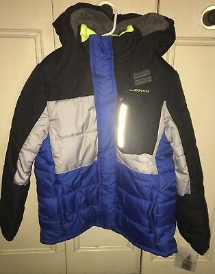 Dave Blue Active Bubble Jacket- Toddler & Boys, size L/14-16, Brand New