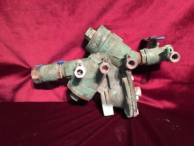 ZURN WILKINS 3/4 975XL Reduced Pressure Zone Backflow Preventer ASSE1018