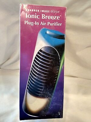 Sharper Image Design Ionic Breeze Small Space Air Freshener 20