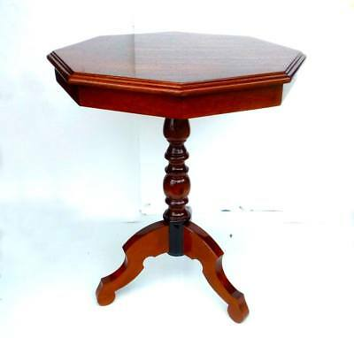 Art nouveau 1920s Restored Coffee/ Tea Table Walnut Marquetery Piano Finish