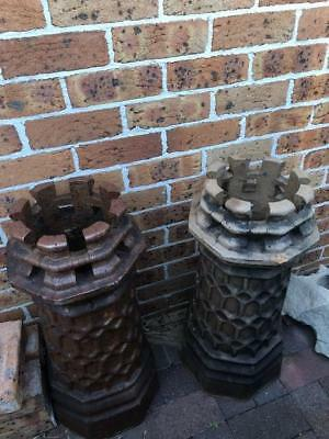 antique chimney Pot/Stack