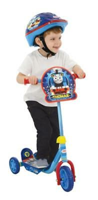 Thomas and friends The Tank Engine Tri wheel Scooter Outdoor Boys Girls Gift New