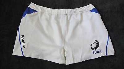 Western Force on field player shorts