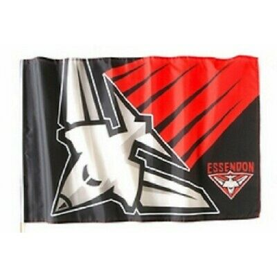 Essendon Bombers Official AFL Large Flag FREE POST 60 x 90cm