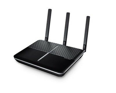 NEW TP-LINK Archer VR900 VDSL/ADSL MODEM ROUTER: AC1900 WIRELESS GIGABIT 60.f.