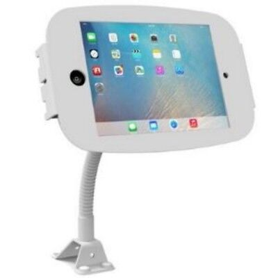 NEW COMPULOCKS 159W224SENW SPACE+FLEX ARM -IPAD 9.7IN WHT....b.