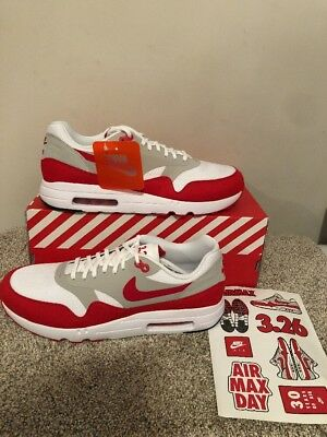 NIKE AIR MAX 1 OG Ultra 2.0 LE Air Max Day Red 908091 100