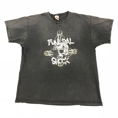 Funeral Shock Like You Better If You Were Dead Shirt Death Metal Bay Area Thrash