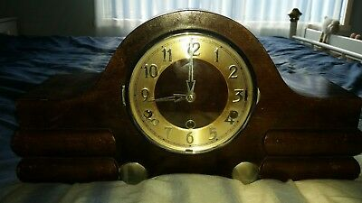 antique mantel clock