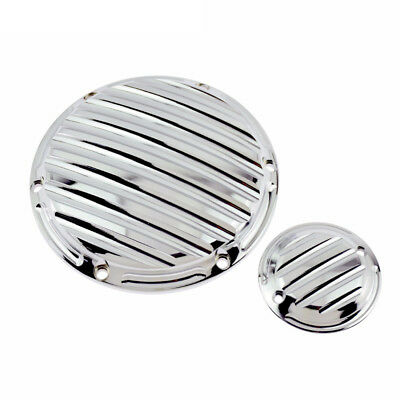 Motorcycle Derby Cover & Timing Timer Covers Chrome For Harley Sportster 2004-15