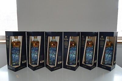 JOHNNIE WALKER BLUE LABEL YEAR OF THE DOG LIMITED EDITION DESIGN (1Bottle Per)
