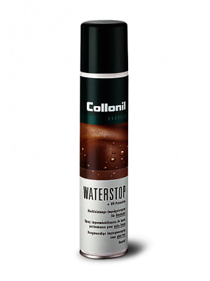 Collonil Waterstop Uv Protection Heavy Duty Waterproofing Spray For All Leathers