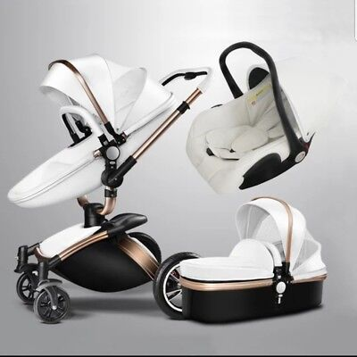 Luxury baby stroller 3 in 1. FREE SHIPPING!!