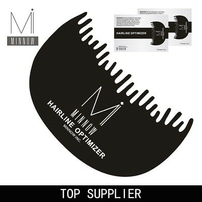 Minnow Hairline Optimizer, Hair Building Fibers Comb, Thickener Stay Accessories