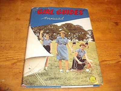 Girl Guides' Annual 1963 (Publ. 1962) -      Guiding UK    Scout