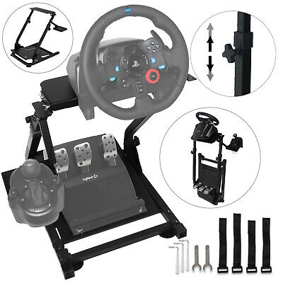 Racing Simulator Steering Wheel Stand GT Gaming For G27 G29 PS4 G920 T300RS