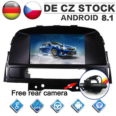 8Core Android 8.0 Car CD DVD Player GPS Navigation for Opel Holden Astra J 2010+