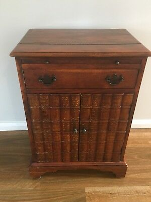 antique Theodore Alexander side table