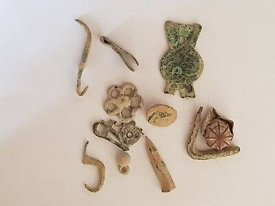 Superb Lot Of Ancient Artifacts Very Interest.