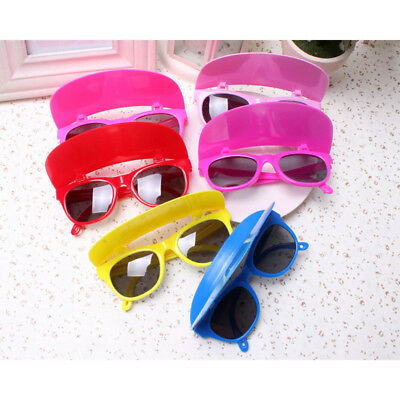 Sunglasses Kids  Random Color Hat Cap Cute Children Protection  Eyewears Casual