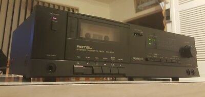Vintage Rotel Cassette Tape Deck/player/recorder