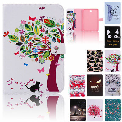 Thin Leather Smart Cover Case For Samsung Galaxy Tab A 7.0 7-inch Tablet SM-T280