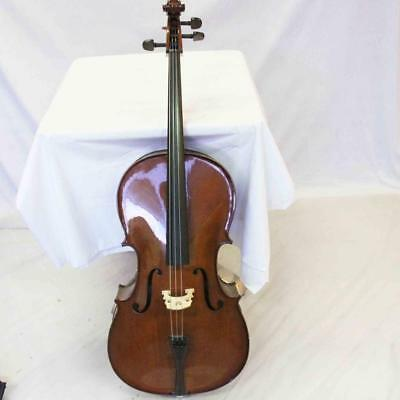 Stentor Student 1 Cello Outfit 4/4 with case and bow #15303