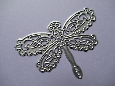 NEW Filigree Dragon Fly Dragonfly Metal Craft Die - FREE POST FROM UK SUPPLIER