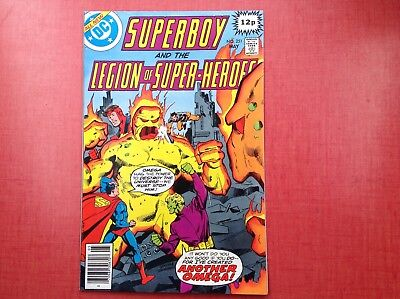 Superboy And The Legion Of Superheroes 251