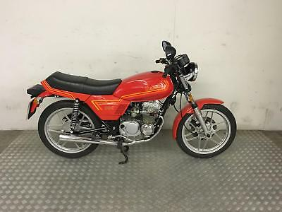 BENELLI 304 1987 with only 42 miles - Rare collectors bike