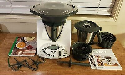 Thermomix TM31 with 2nd Bowl and Blade Set, Excellent condition!