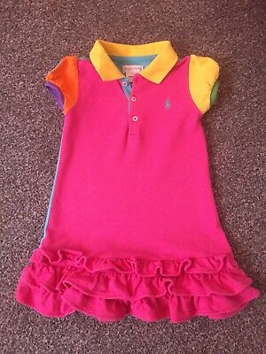 Baby girl clothes 12-18 months Ralph Lauren dress