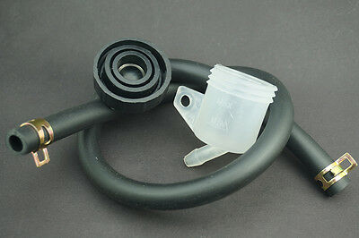 Fear Brake Fluid Reservoir Cap Bottle & 50Cm Hose Set