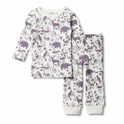 Wilson and Frenchy - Pyjama Set - Girls Wild Woods