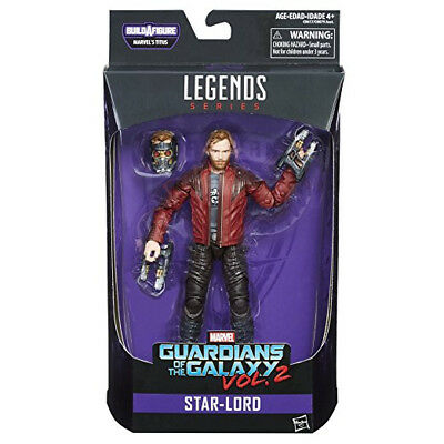 Marvel Legends / Star Lord / Guardians Of The Galaxy