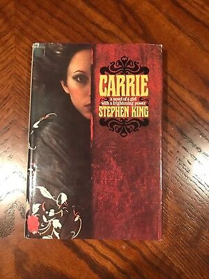 Stephen King Carrie