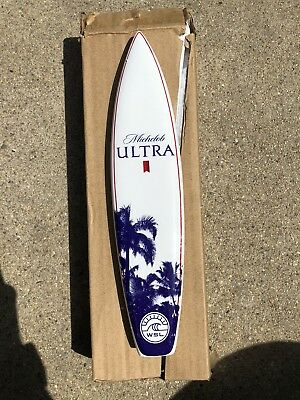 Michelob Ultra Vans US Open of Surfing Tap Handles; BRAND NEW RARE TAP HANDLES!