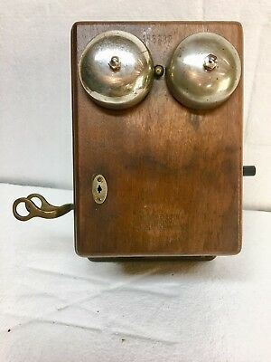 Western Electric Type 21 Magneto Top Box, Circa 1899