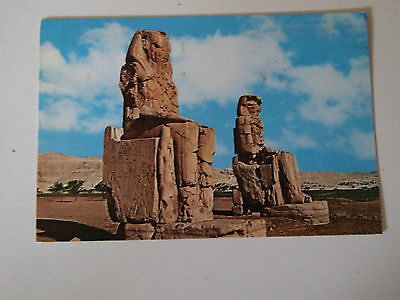 CPA Egypte Thebes 1979