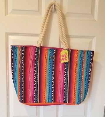 Zumba Multicolor Bag ROOmy perfect for Conference or Cruise